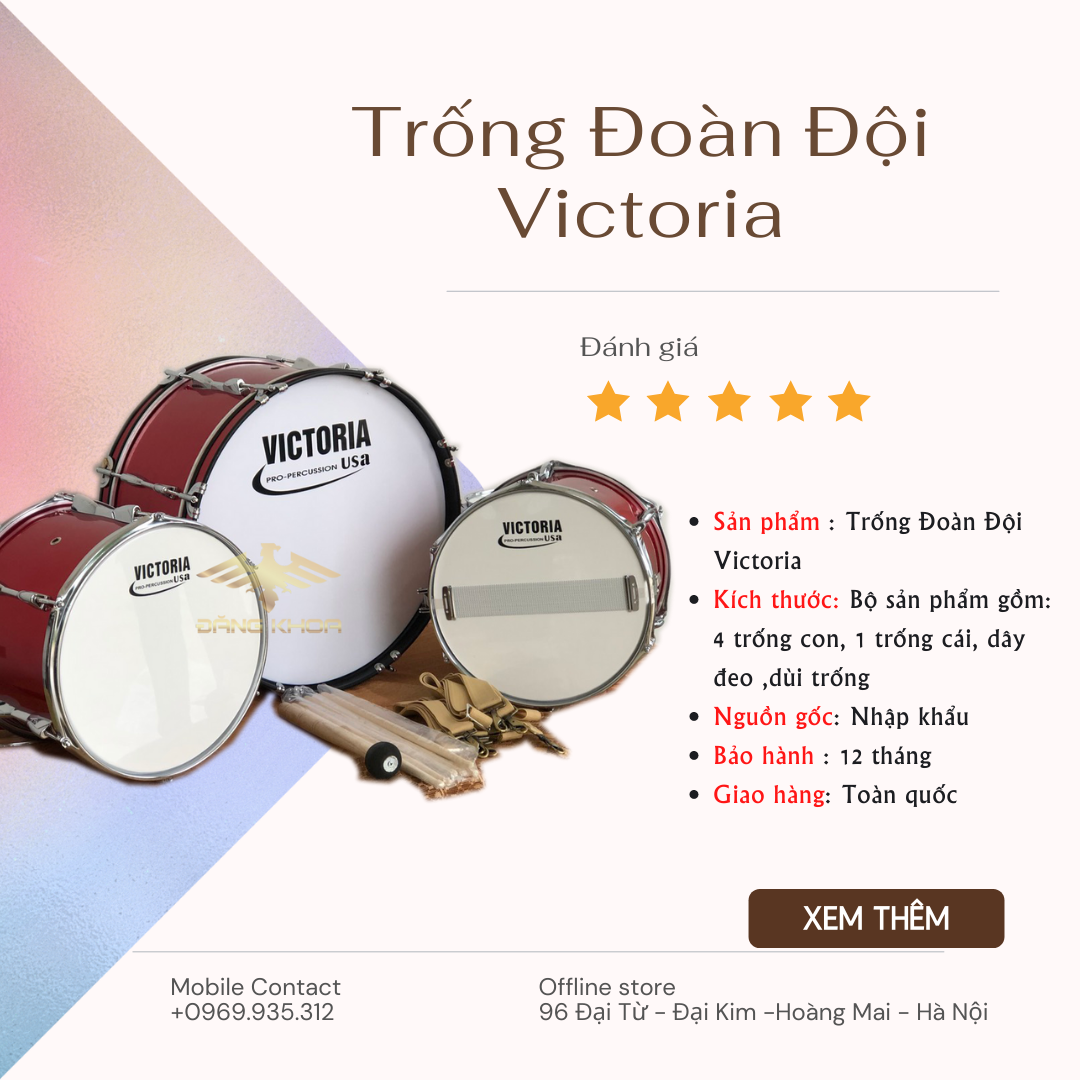 Trống Victoria